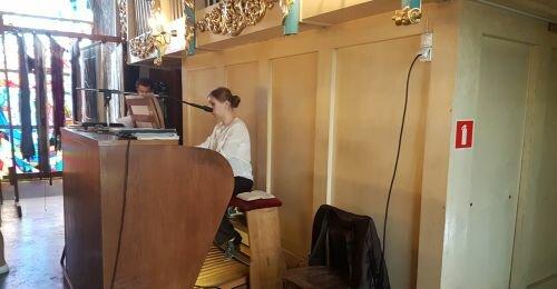 Inauguracja odrestaurowanych organów w brdowskim Sanktuarium